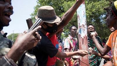 Tình trạng bạo lực băng đảng tại Haiti gia tăng