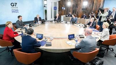 Cam kết của G7