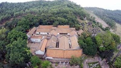 Không xây dựng hạng mục Tam quan ở chùa Bổ Đà