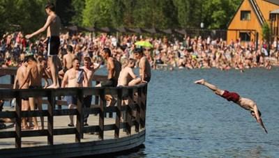 Moskva (thủ đô nước Nga) trải qua ngày tháng 6 nóng nhất 120 năm