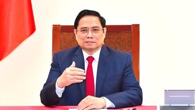 Thủ tướng đề nghị WHO hỗ trợ Việt Nam trở thành một trung tâm sản xuất vaccine khu vực Tây Thái Bình Dương