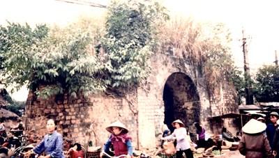 Thành cổ Tuyên Quang không phải thành nhà Mạc