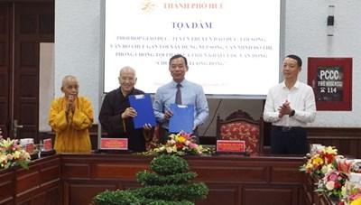 Phát huy giá trị của Phật giáo gắn với giáo dục truyền thống văn hóa Huế