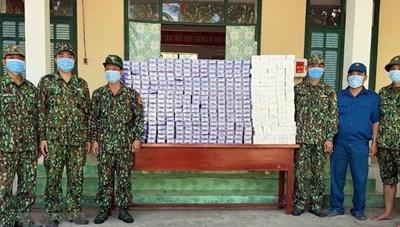 Kiên Giang: Phát hiện nhiều vi phạm pháp luật trên vùng biên giới