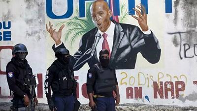 Haiti trong vòng xoáy bất ổn