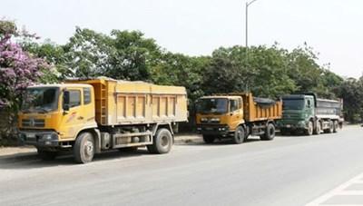 Phát hiện, xử lý 1.500 xe quá tải trong tháng 7