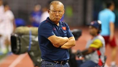 HLV Park Hang Seo gọi 48 cầu thủ chuẩn bị cho SEA Games