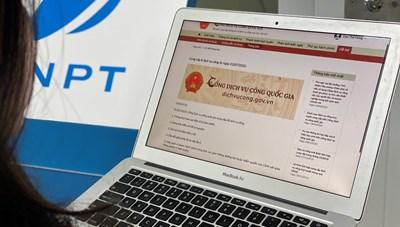 Thanh toán toàn bộ dịch vụ trên Cổng Dịch vụ công quốc gia qua VNPT Pay