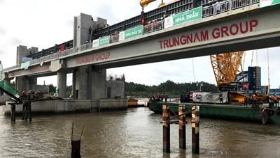 TP HCM: Siêu dự án chống ngập 10 ngàn tỷ chuẩn bị về đích