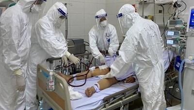 Nam bệnh nhân Covid-19 tử vong ở tuổi 36