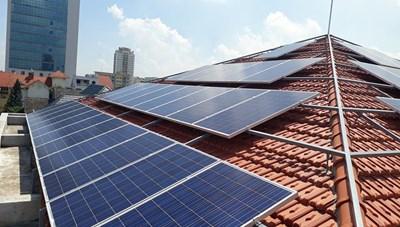 Người dân còn e dè với điện mặt trời
