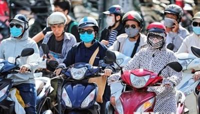 Từ ngày 30/8, nắng nóng ở các tỉnh Trung Bộ suy giảm dần