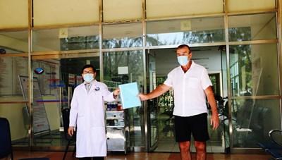 Quảng Nam: Thêm 7 bệnh nhân Covid-19 xuất viện
