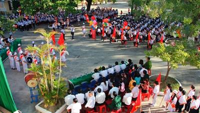Quảng Nam: Sẵn sàng cho Lễ khai giảng năm học mới