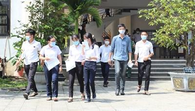 Thi sinh vùng tâm dịch Quảng Nam vững tin thi tốt nghiệp THPT đợt 2