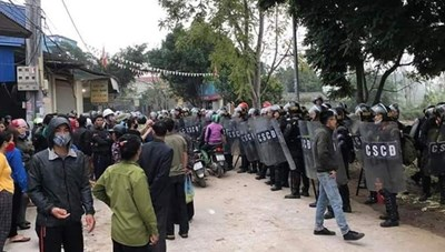 Ngày 7/9, xét xử vụ sát hại 3 cán bộ Công an xảy ra tại xã Đồng Tâm