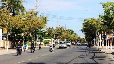 Nhịp sống ở Quảng Nam đang trở lại bình thường
