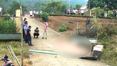 Bộ GDĐT chia buồn tới gia đình học sinh vụ sập cổng trường tại Lào Cai