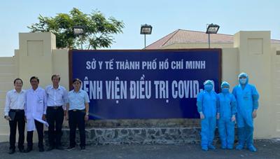 TP HCM cho xuất viện bệnh nhân Covid-19 cuối cùng trên địa bàn