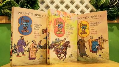 Tái bản tiểu thuyết dã sử 'Loạn 12 sứ quân'