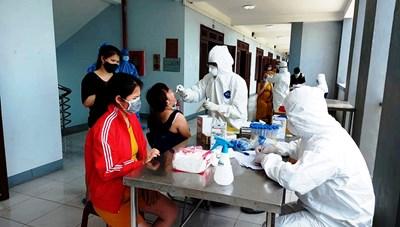 Quảng Nam: Hai bệnh nhân tái dương tính với SARS- CoV-2
