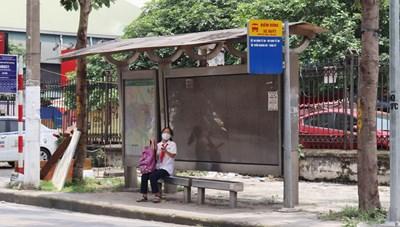 Nhà chờ xe buýt có an toàn?