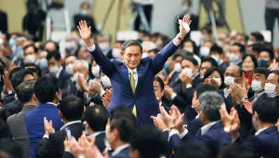 Người đưa Nhật Bản tiến lên phía trước trong bối cảnh khó khăn