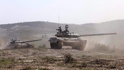 Nga bắt đầu cuộc tập trận chiến lược Kavkaz 2020