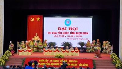Điện Biên tổ chức Đại hội Thi đua yêu nước