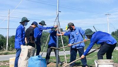 Ninh Phước (Ninh Thuận): Thành quả của xây dựng nông thôn mới