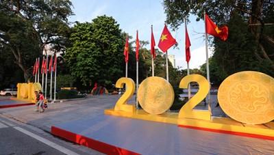 [ẢNH] 1010 năm Thăng Long - Hà Nội
