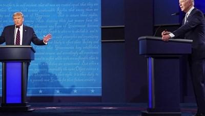 Huỷ cuộc tranh luận tay đôi thứ hai của 2 ứng viên Trump-Biden