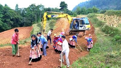 Nông thôn mới và giảm nghèo bền vững