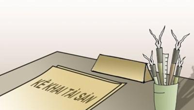 Công chức che giấu tài sản, thu nhập sẽ bị buộc thôi việc hoặc xử lý hình sự