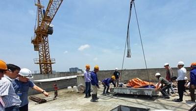 Hà Nội báo cáo Thủ tướng về việc đã 'cắt ngọn' xong tòa nhà 8B Lê Trực