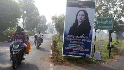 Ngôi làng Ấn Độ cầu nguyện cho bà Kamala Harris chiến thắng