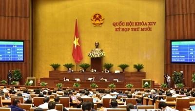 Phê chuẩn bổ nhiệm thành viên Chính phủ và Thẩm phán TAND tối cao