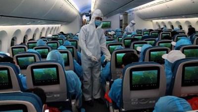 Cảnh báo việc lừa đảo bán vé máy bay đưa công dân Việt Nam về nước