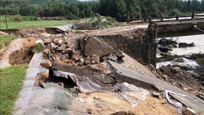Kiến nghị Chính phủ hỗ trợ gần 800 tỷ đồng khắc phục hậu quả mưa lũ