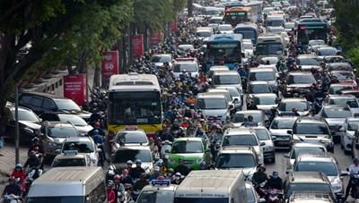 Hà Nội: Xóa điểm ùn tắc cũ lại phát sinh điểm ùn tắc mới