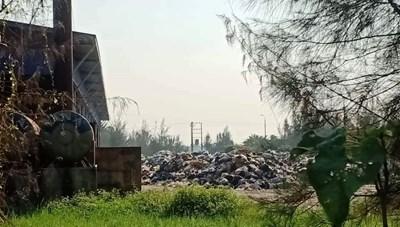 Thanh Hóa: Dự án xử lý rác thải gây ô nhiễm môi trường