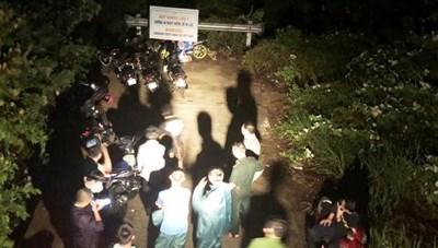 Bắc Kạn: Đi dã ngoại ở đỉnh núi Khau Mồ, 27 học sinh bị lạc đường