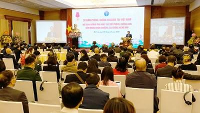 30 năm phòng chống HIV/AIDS tại Việt Nam