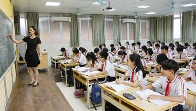 Thống nhất bỏ chứng chỉ ngoại ngữ và tin học cho giáo viên