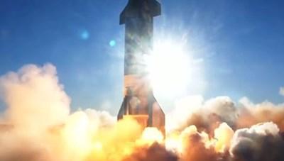 Nguyên mẫu tàu Starship SN8 của SpaceX phát nổ khi hạ cánh