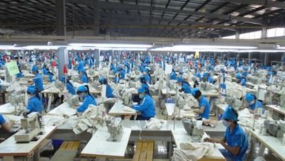 Tin vui với ngành dệt may