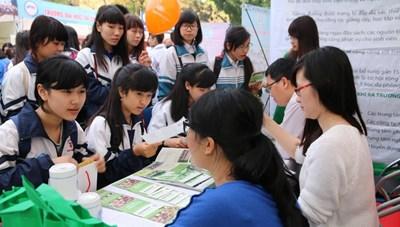 Hà Nội: Chuẩn bị ngày hội tuyển sinh 2020