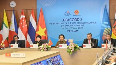 Hướng tới cộng đồng ASEAN không ma túy