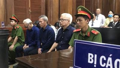 'Đại án' tại Ngân hàng Đông Á chưa tuyên án
