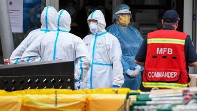 Australia: Bang Victoria ghi nhận số ca nhiễm mới Covid-19 kỷ lục